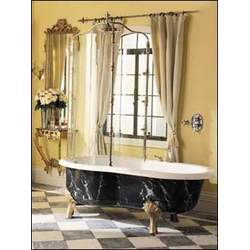 Calvari Rain Bath Tub Porcher
