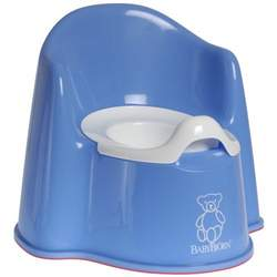BABYBJÖRN Potty Chair, Blue