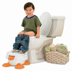 Fisher-Price Ducky Fun 3-in-1 Potty