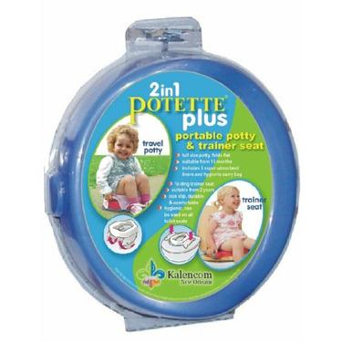 Kalencom 2-in-1 Potette Plus, Blue