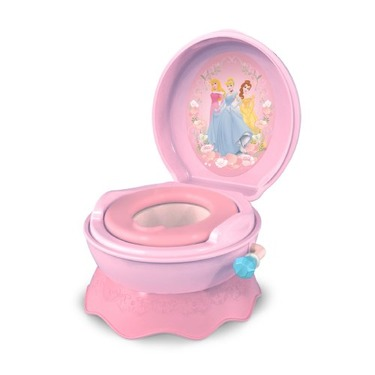 Disney Princess Magical Sounds Potty System