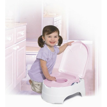 Summer Infant All-In-One Potty Seat & Step Stool