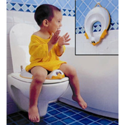PRIMO Ducka Toilet Set Reducer (White)
