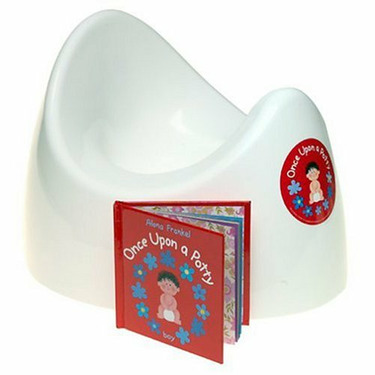 Once Upon A Potty Potty Gift Box & Mini Book For Boys