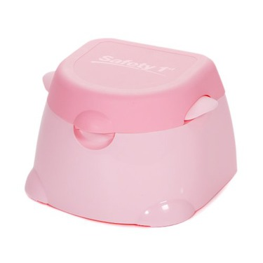 Safety 1st Comfy Cushy 3-in-1 Potty Pretty in Pink