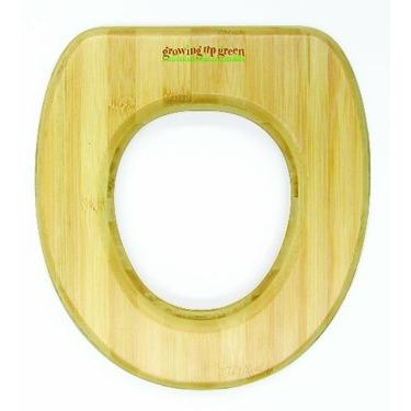 Growing Up Green Bamboo Potty Seat, Natural