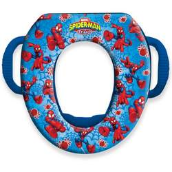 Spiderman Soft Potty Seat, Red blue