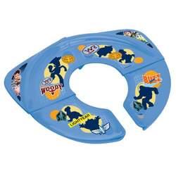 Disney Pixar Toy Story 3 Folding Potty Seat, Blue