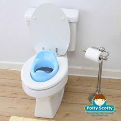 Potty Scotty Toilet Seat II