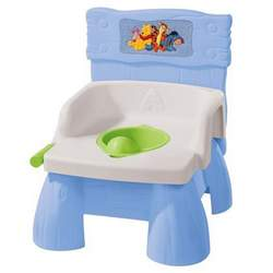 Disney Pooh Flush 'N Sounds Potty