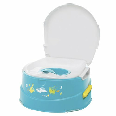 Safety 1st Musical Talkin Potty and Step Stool