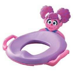 Air Cushioned Potty-Cadabby
