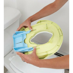 The First Years Secure Adjust Toilet Trainer