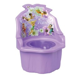Disney  Faries 3 in 1 Potty Trainer, Lavender