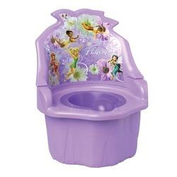 Disney  Faries 3 in 1 Potty Trainer, Lavender