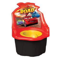 Cars 3 in 1 Potty Chair