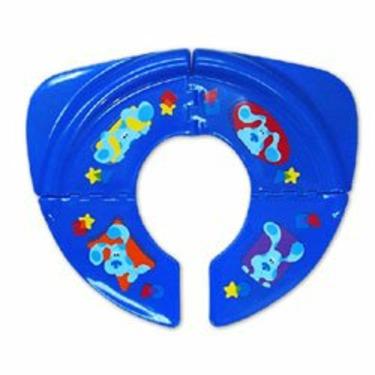 Blue's Clues Folding Potty Seat