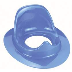 Thermobaby Toilet Seat Reducer, Cornflower Blue