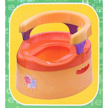 *Sesame Street* Potty Training Chair - Easy to Clean!