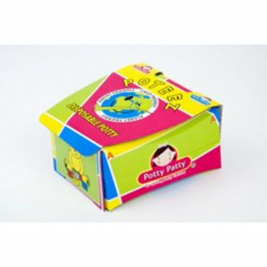 The Disposable Potty - 5 Pack