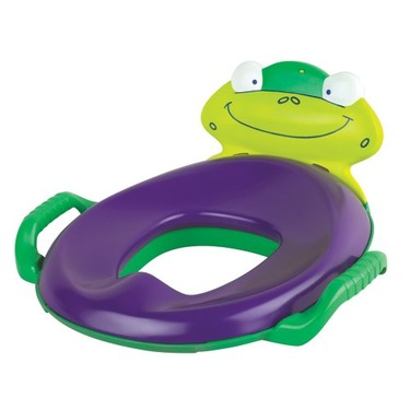 Kandoo Soft Contour Potty Seat with Handles