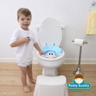 The Potty Scotty Toilet Potty Seat I