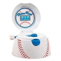 Munchkin Sporty Potty Seat - Baseball