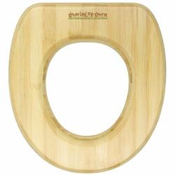 Bamboo Potty Seat