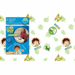 Neat Solutions 40 Count Go Diego Go Disposable Potty Toppers