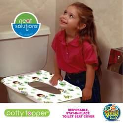 Potty Topper - Diego - 10