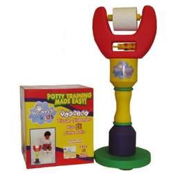 Child Size Toilet Tissue Dispenser for Easy Potty Training