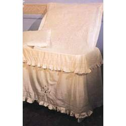 Chantilly Bassinet Cover