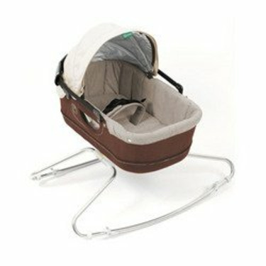Orbit Bassinet Cradle - Mocha