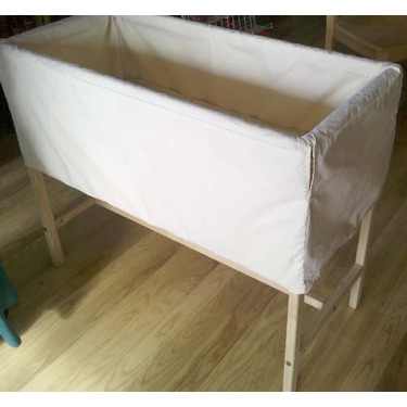 Organic Cotton Baby Bassinet