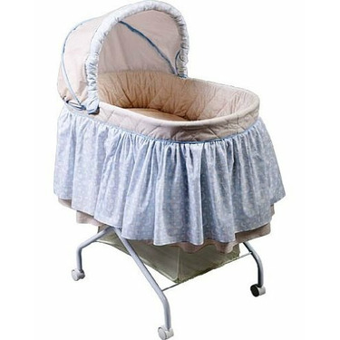 Dream Land Bassinet by Delta