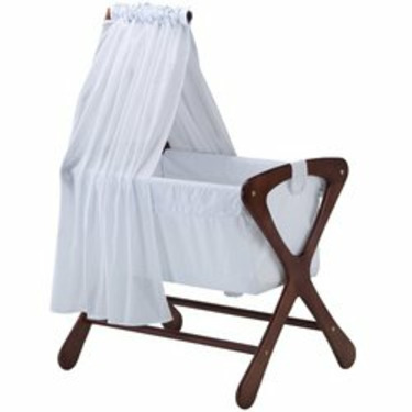 Cariboo Bassinet Veil Attachment - Mahogany