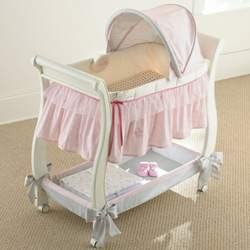 Carters Wish Bassinet