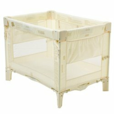 Arm's Reach Universal Co-Sleeper Bassinet with Short Liner - Natural