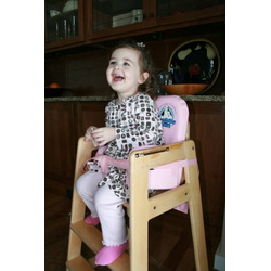 Cuddle Seat - Baby & Toddler Highchair Safety Seat