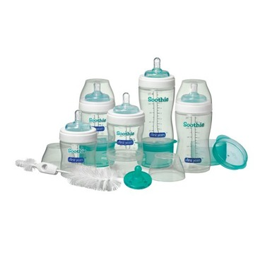 The First Years Soothie BPA Free Starter Set