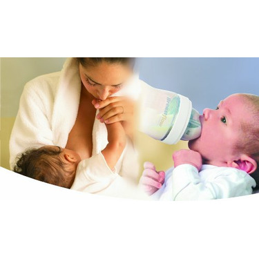 The First Years Breastflow BPA Free Bottle 3-Pack, 5 Oz