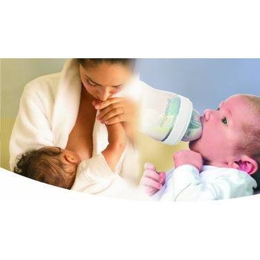The First Years Breastflow BPA Free Bottle, 5 Ounce