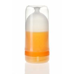 Adiri BPA Free Natural Nurser Ultimate Bottle Stage 3 Orange, Fast Flow (6+ months)