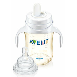 Philips AVENT BPA Free Bottle Trainer Kit, 9 Ounce