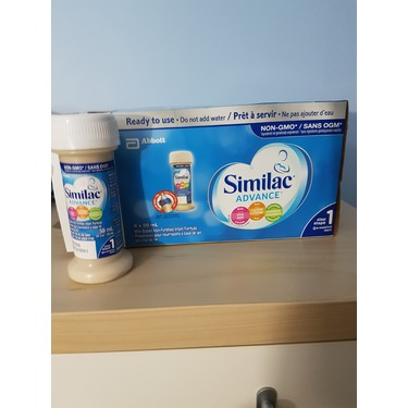 Similac Advance Infant Formula Ready-to-Feed