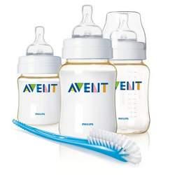 Philips AVENT BPA Free Newborn Bottle Starter Set
