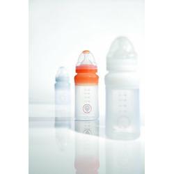Prince Lionheart Medical Grade Silicone Bottles 3-Pack, 8oz