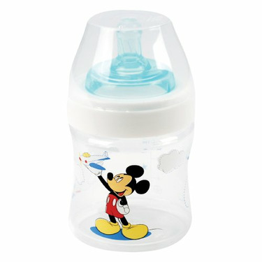 The First Years Soothie Mickey Or Minnie Bottle, Colors May Vary, 5 Ounce