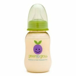 Green to Grow Baby Bottle Regular Neck - 5 oz.