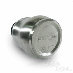 Eco Baba - Stainless Steel 12oz. Baby Bottle